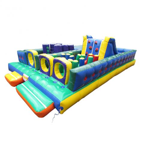 Corrida de Obstáculos Adventure 7,50 X 5,00(L) X 2,10(A)