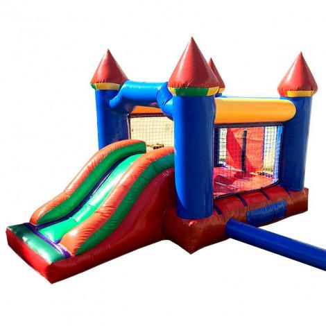 Mini Castelo Escorrega 2,00 X 3,20(L) X 1,90(A)