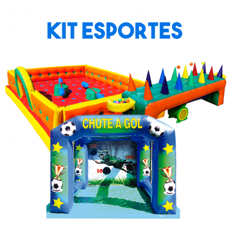 KIT ESPORTE - Básico