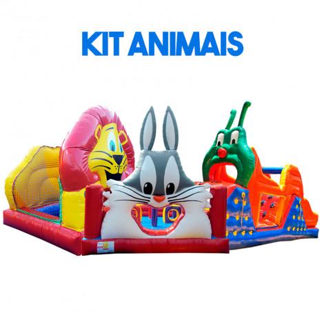 Kit Animais